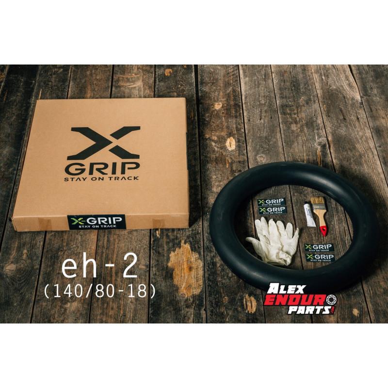 X-GRIP Mousse EH-2 140//80-18