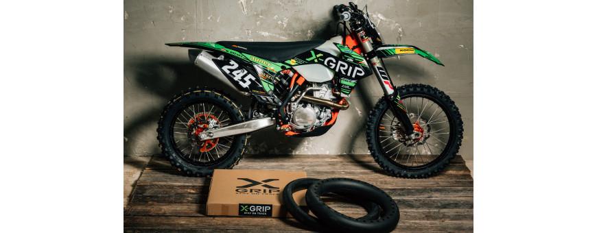 X-Grip mousse