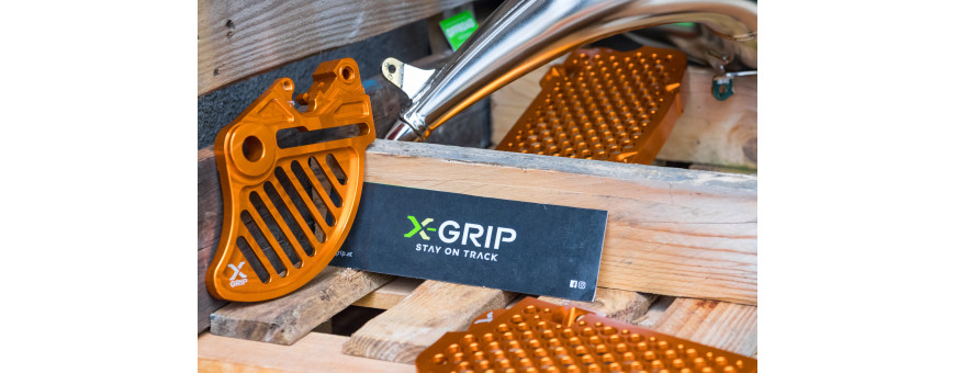 X-Grip Works - Alex Enduro Parts